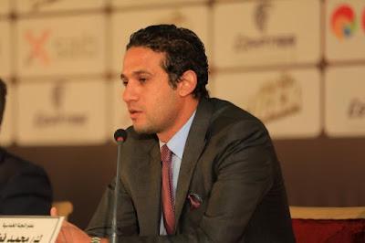 محمد فضل :نطلب المعاملة بالمثل الكافية للحفاظ على حقوق نادي بيراميدز