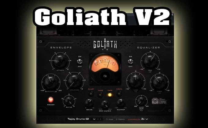 Goliath V2 by Tone Empire - v1.5.0 VST3 x64