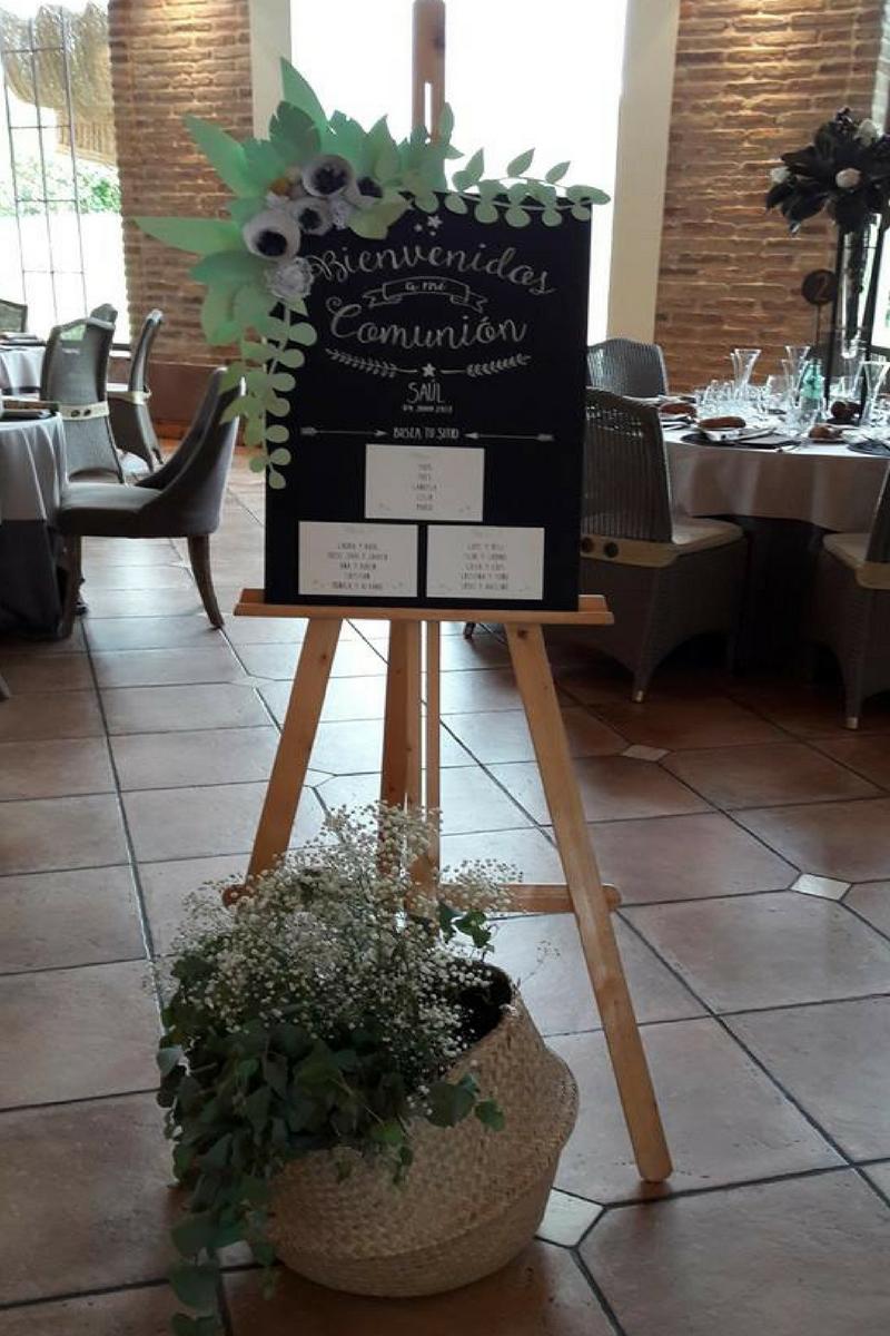 Diario de una Comunión : el gran día de Saúl by Habitan2 | Eventos personalizados | Decoración handmade para hogar y eventos | Comunión en el Cigarral de Cembranos