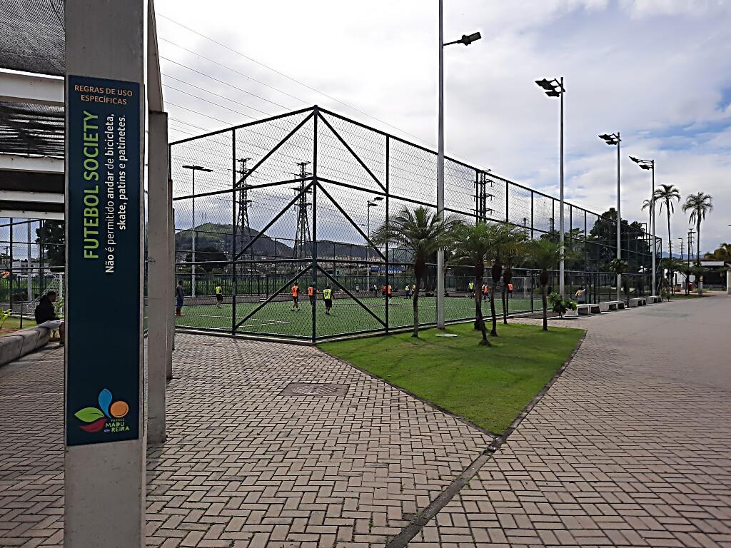 parque madureira quadras de esportes