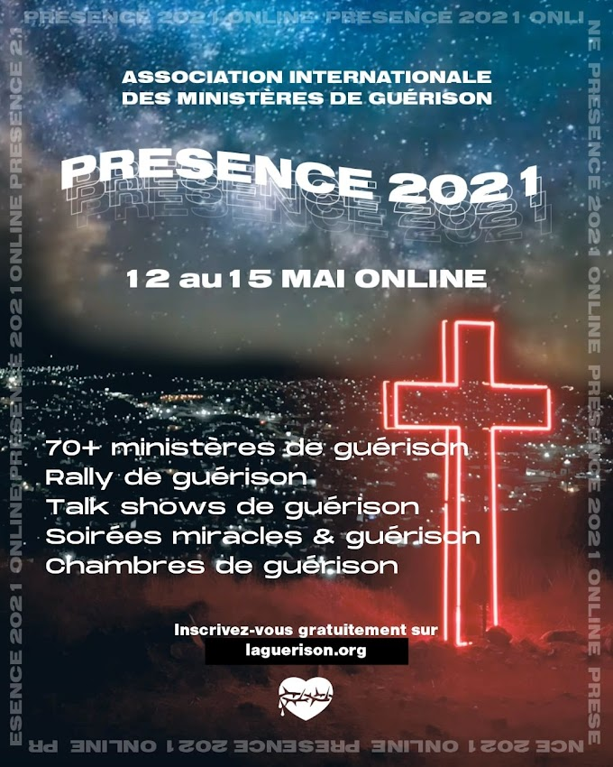 AIMG | 🙏🏼 PRESENCE 2021 ✌️
