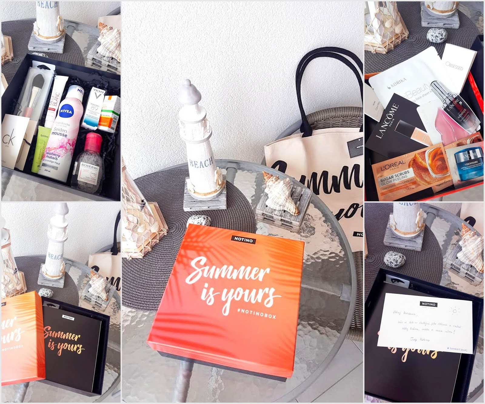 kozmeticka sada notino summer box