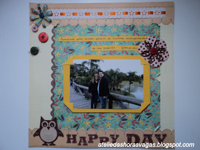 scrapbook happy day