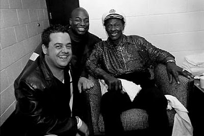 Jamie Purpora, Alex Dixon & Chuck Berry