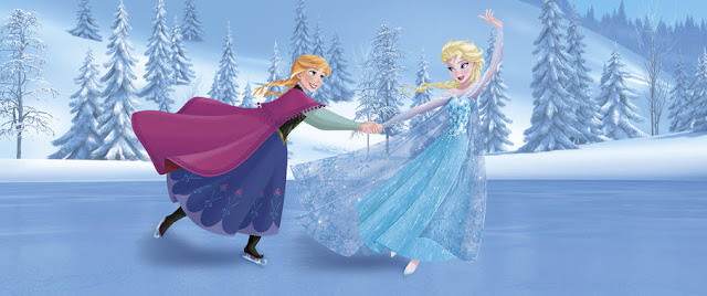 Frozen tapetti lapsia Disney Valokuvatapetti Lapset