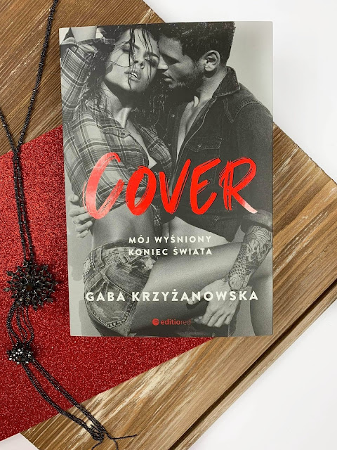 """Cover"" Gaba Krzyżanowska"