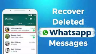 recover whats app chat