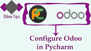 Configure PyCharm with Odoo