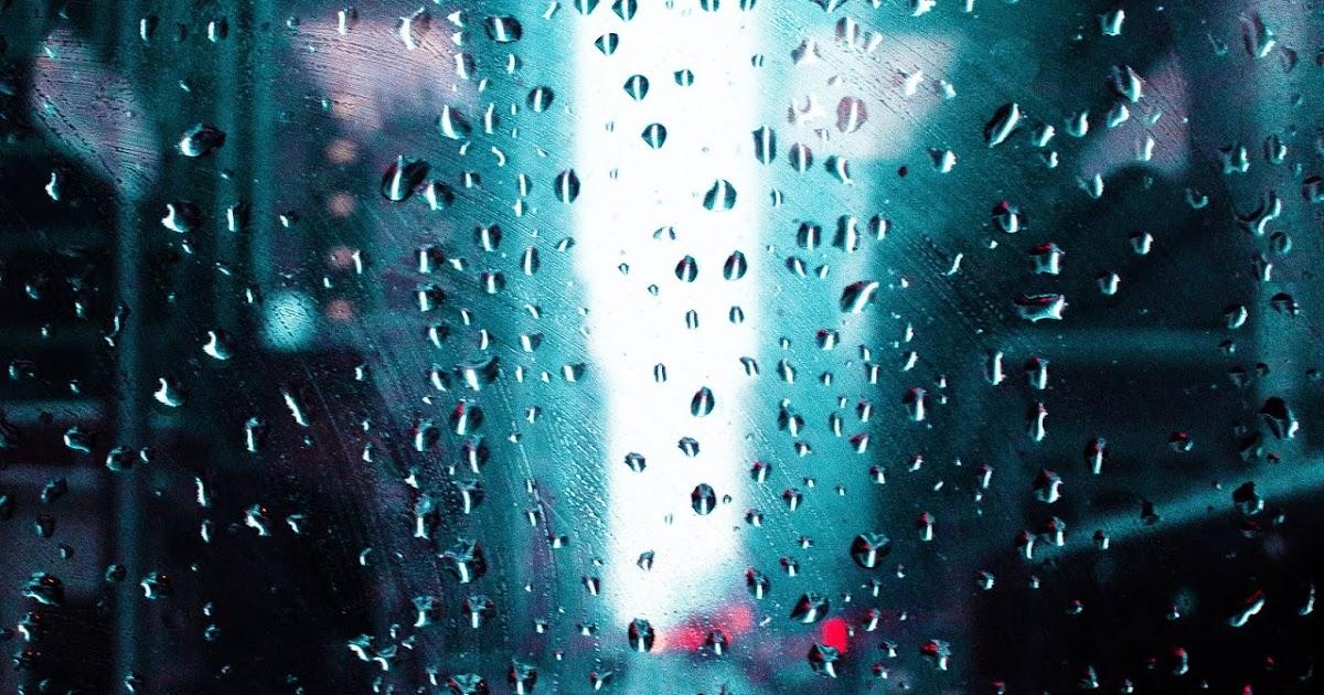 Hujan adalah perwakilan dirimu.