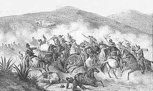 La batalla de Totoapan
