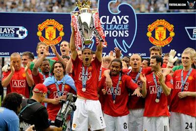 مانشستر يونايتد 2007/2008