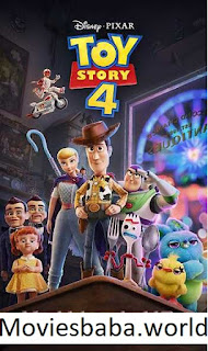 Download Toy Story 4 (2019) Full Movie English HDRip 1080p | 720p | 480p | 300Mb | 700Mb | ESUB
