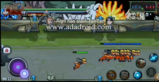Naruto Senki Mod Apk Terbaru