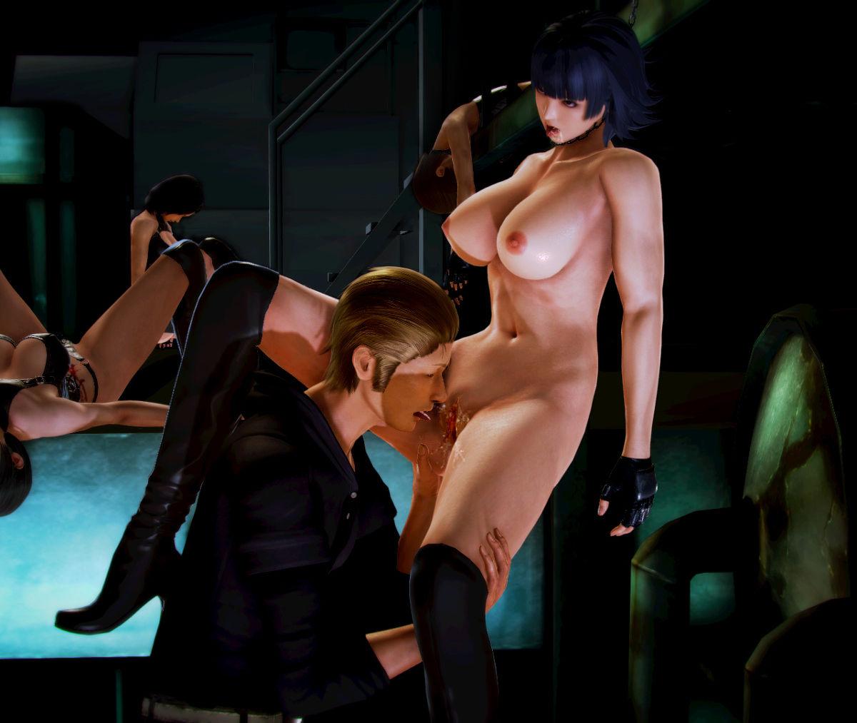 Hình ảnh 010 in Truyện Hentai 3D Nữ chiến binh Ryona