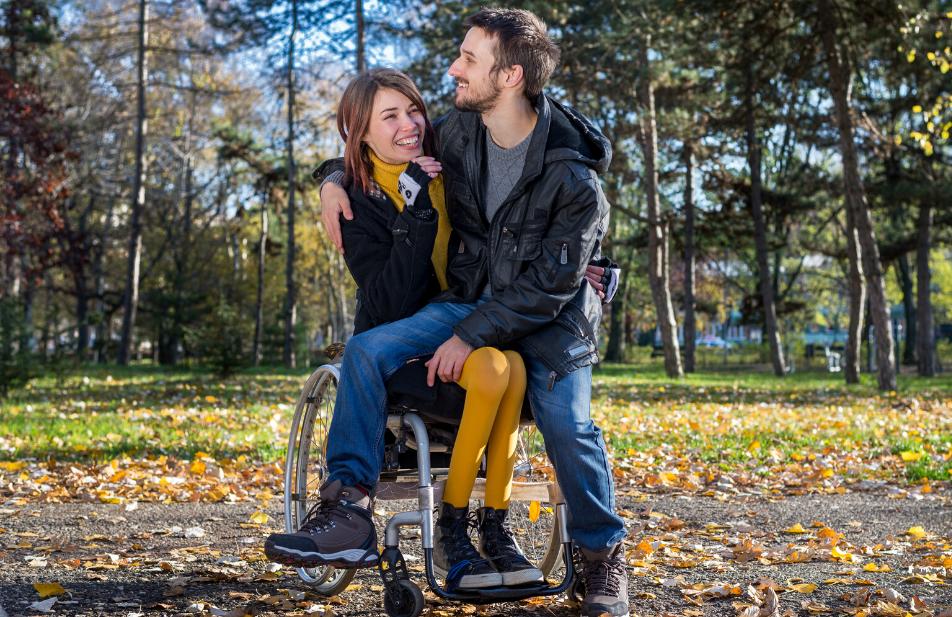 Sexualidade e Deficiência Combinam Sim