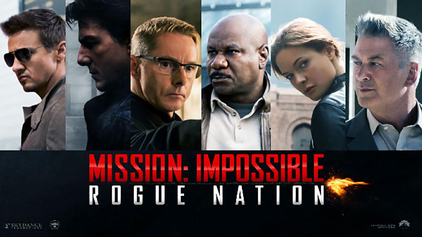 Misión Imposible 5. Nación Secreta