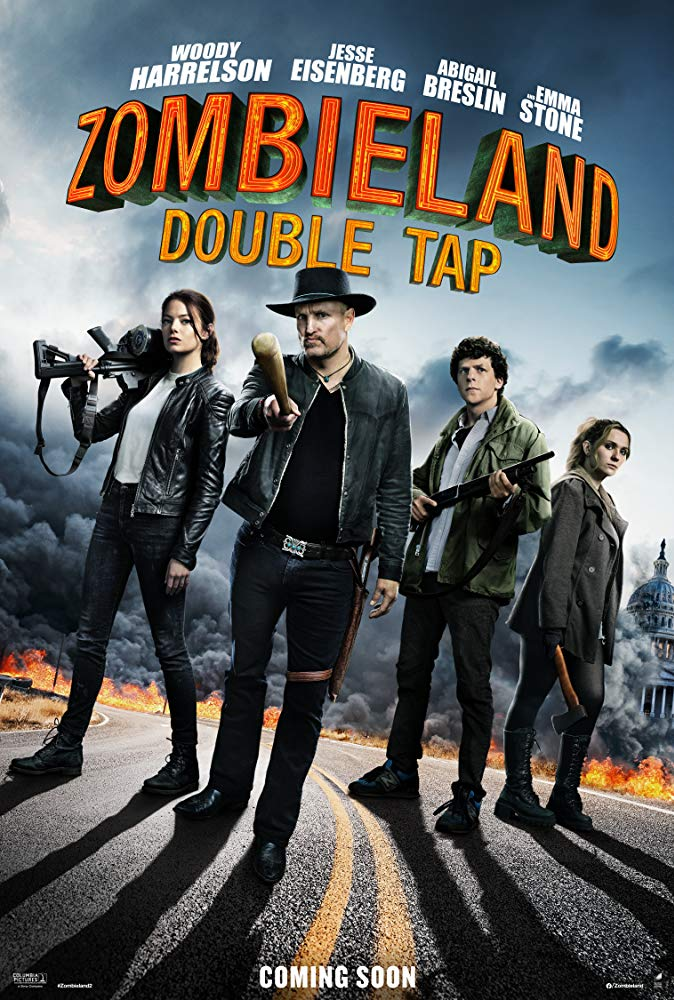Zombieland Double Tap Average Guy Movie Review Dale russell gudegast, the wife of eric braeden (the young and the restless) had a sister who has considered to be one of the greatest five quick facts about dale russell gudegast's famous sister sigrid valdis. zombieland double tap average guy