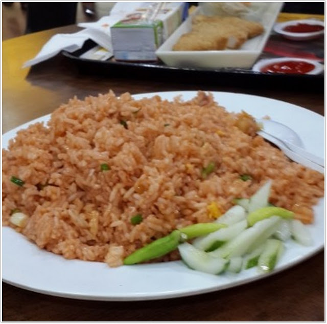 Nasi Goreng Jumbo Mahkota Food