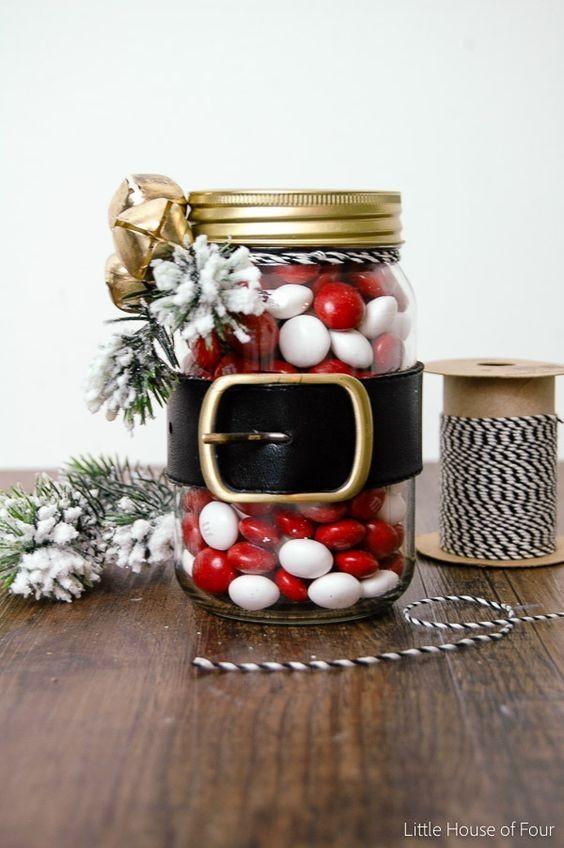 Presentes de Natal comestíveis