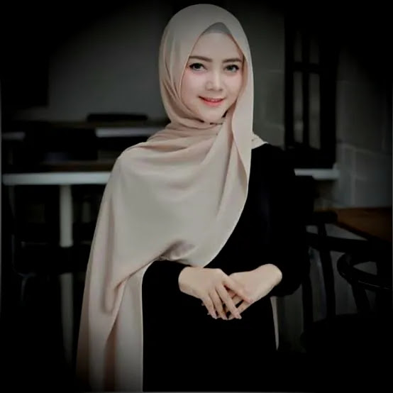 Tutorial Hijab Pashmina yang Simple but Beautiful