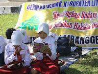 Demak Deklarasikan Diri sebagai Kabupaten Literasi