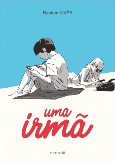 Capa da HQ Uma Irmã | Editora Nemo