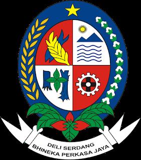 Logo/ Lambang Kabupaten Deli Serdang