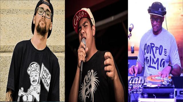 AJAMI é novo som do Marcelo Gugu, que tem participação do Godô e produção do Dj Duh