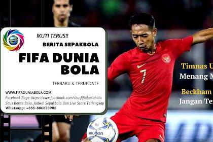 Pesan Beckham Atas Kemenangan Timnas U19 Indonesia