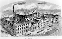 Taylor's Eye Witness Factory Sheffield England 1800s