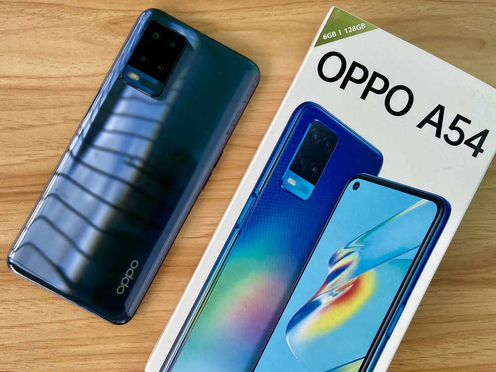 OPPO A54 Full Review
