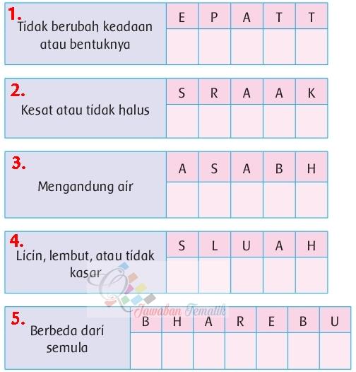 Kunci Jawaban Buku Siswa Kelas 2 Tema 2 Halaman 20, 21, 22, 23, 24, 25, 26   Kumpulan Soal