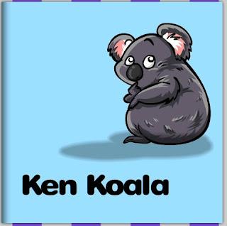http://www.myonlinereading.com/ken-the-koala.php