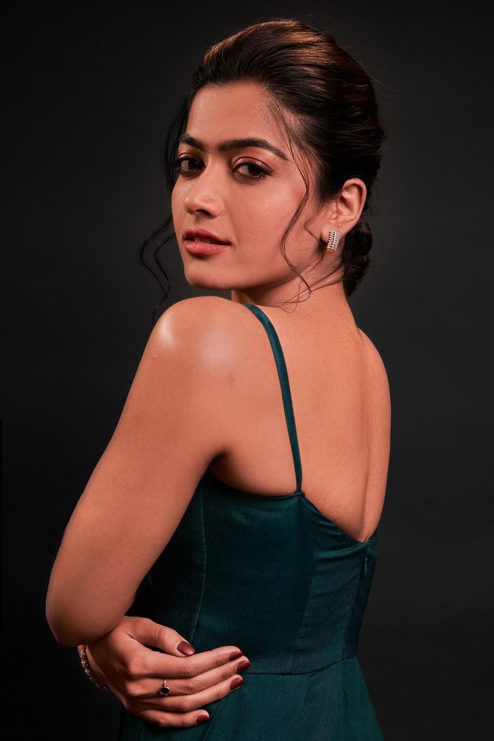 Actress  Rashmika Mandanna    Glam Photoshoot
