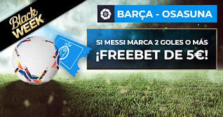 Paston promo Barcelona vs Osasuna