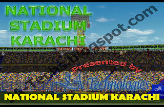 National Stadium Karachi - EA Cricket 07 Stadium