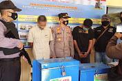 Pencuri Kotak Amal Masjid Al Ikhlas Kutasari Ditangkap Polisi