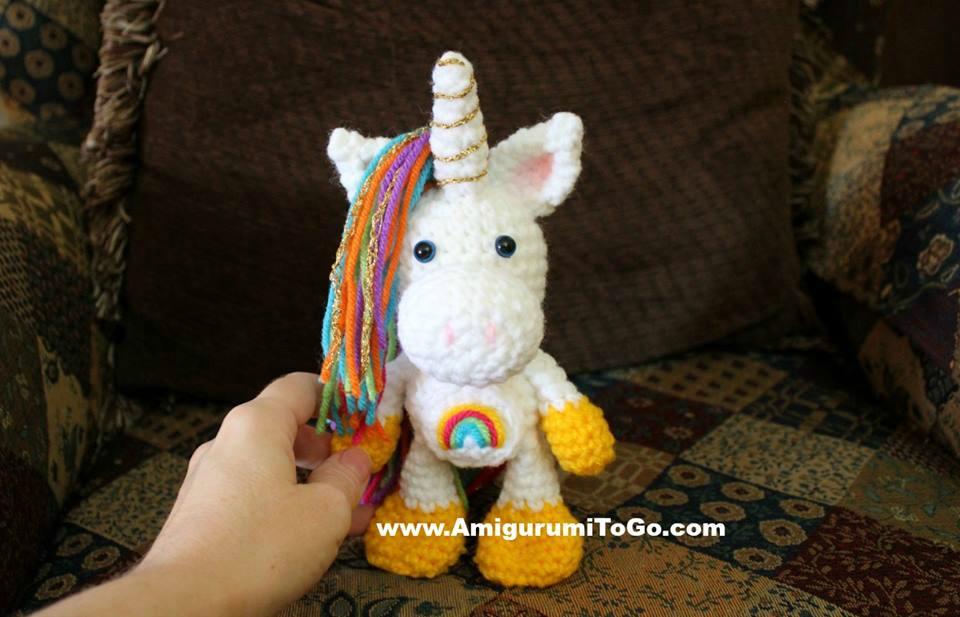 Amigurumi To Go Coraline : Celebrate national unicorn day with sprinkles amigurumi to go