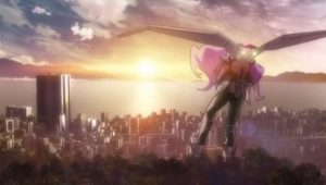 Macross Frontier Episodio 08