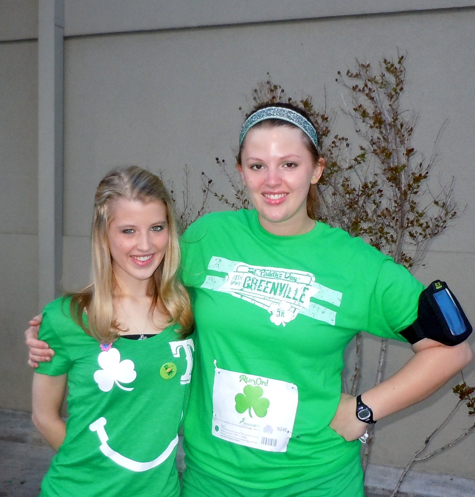 Running for Nature: St  Paddy's Day Dash Down Greenville 5K