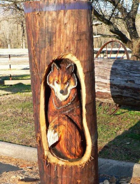 News Hump Incredible Wood Carvings