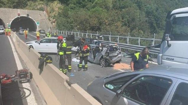 Albanese di 48 anni muore in un tragico incidente sull'autostrada di Vicenza