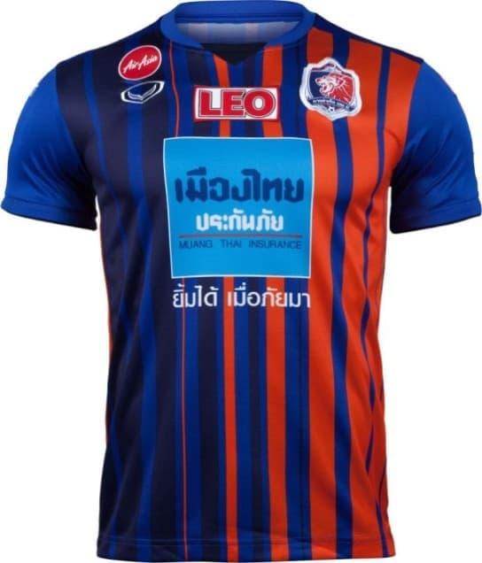 タイ・ポートFC 2018 ユニフォーム-ホーム