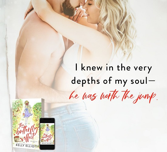 I knew in the very depths of my soul – he was worth the jump.
