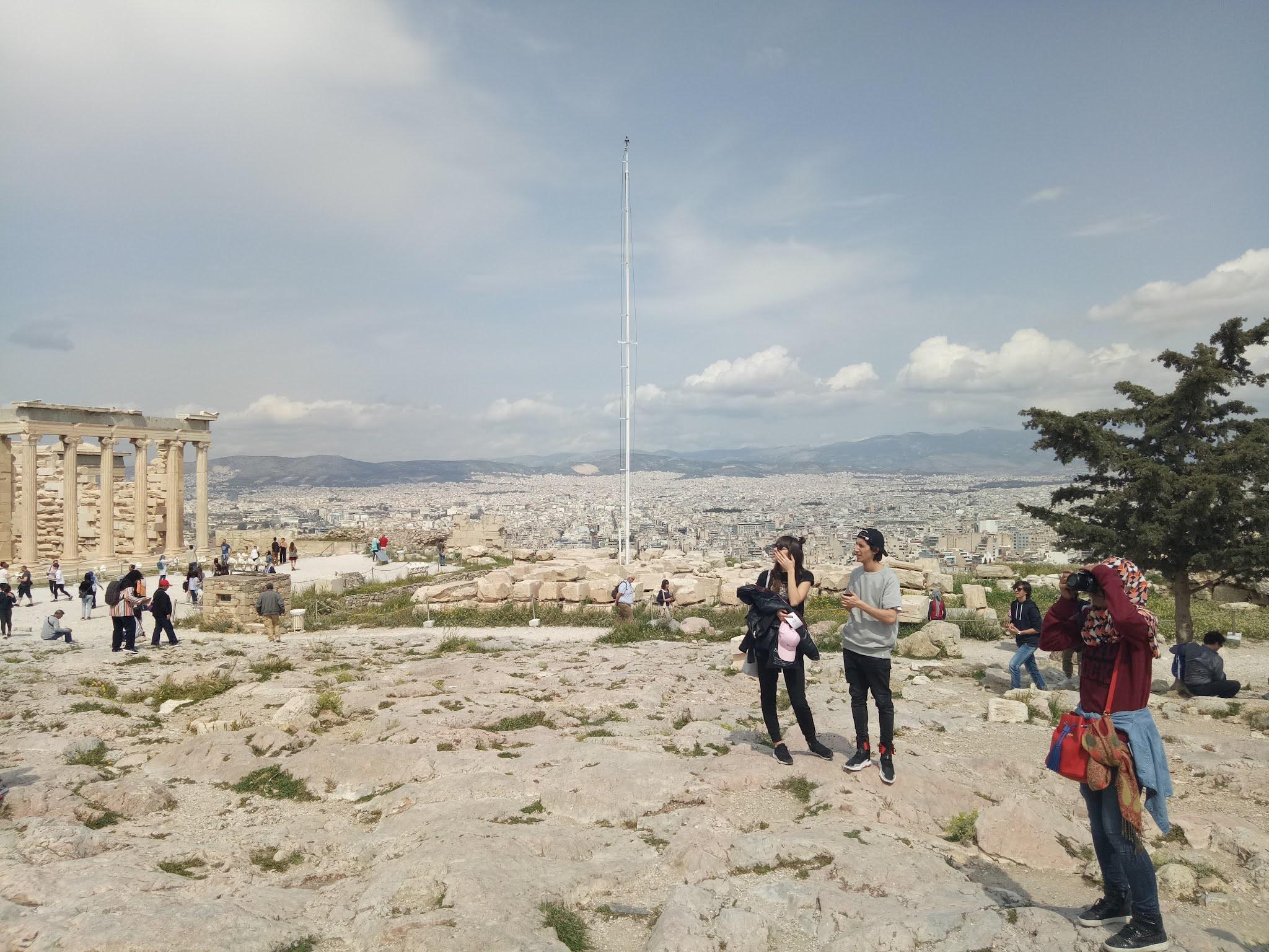 Travelog Greece, Athens: Hard Rock Cafe Athens