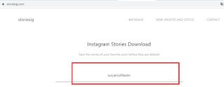 Cara Menyimpan Video Instagram Stories Orang Lain Tanpa Aplikasi