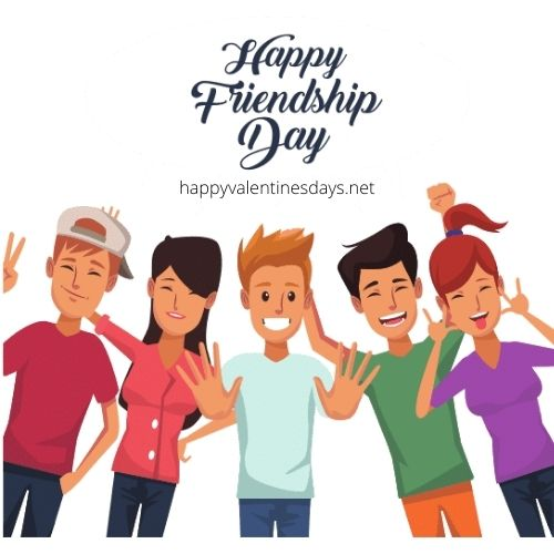 Happy Friendship Day Date 2020 Images