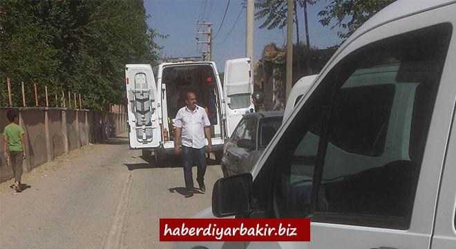 Bismil Tepe Mahallesinde şizofren olan şahıs babasını bıçaklayarak öldürdü