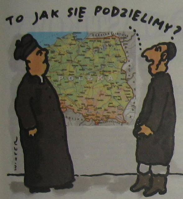 podział polski zdjęcia