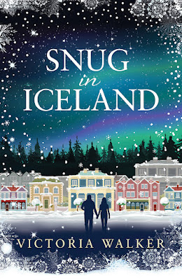 Snug In Iceland by Victoria Walker boo cover
